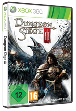 Dungeon Siege 3 Cover