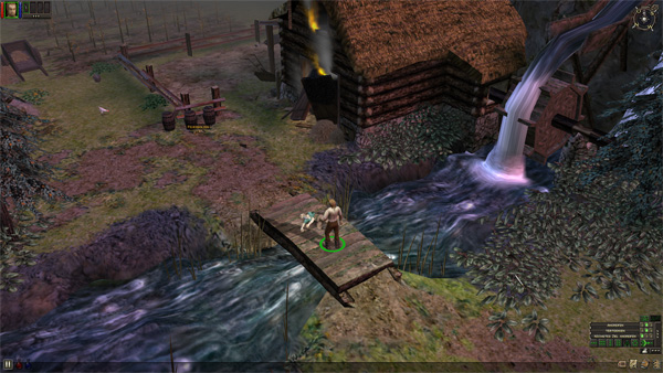 Dungeon Siege 1 Full HD