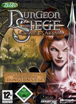 Cover von Dungeon Siege 1 Addon