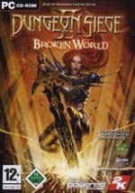 Dungeon Siege II 2 Cover