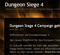 Screenshot vom ds4 start